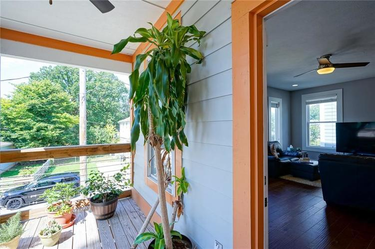 823 Spruce Street Indianapolis, IN 46203 | MLS 21664497 | photo 17