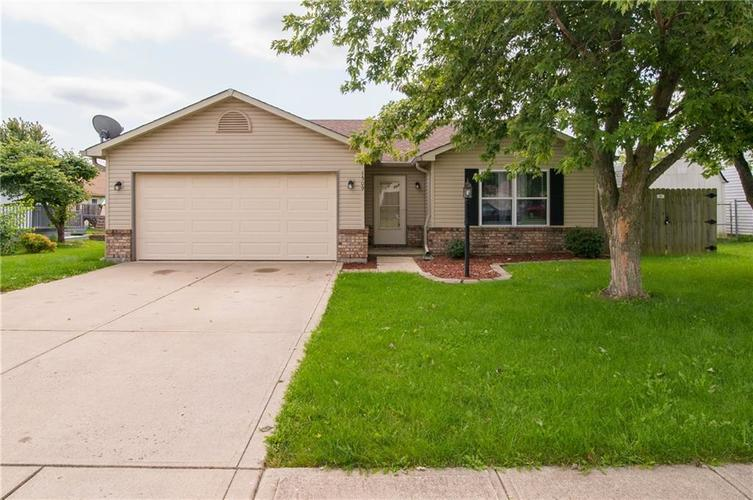 1509 COTTONWOOD Drive Franklin, IN 46131   MLS 21664556   photo 1
