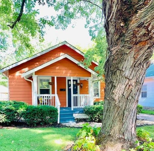 4965 N Crittenden Avenue Indianapolis, IN 46205 | MLS 21664596