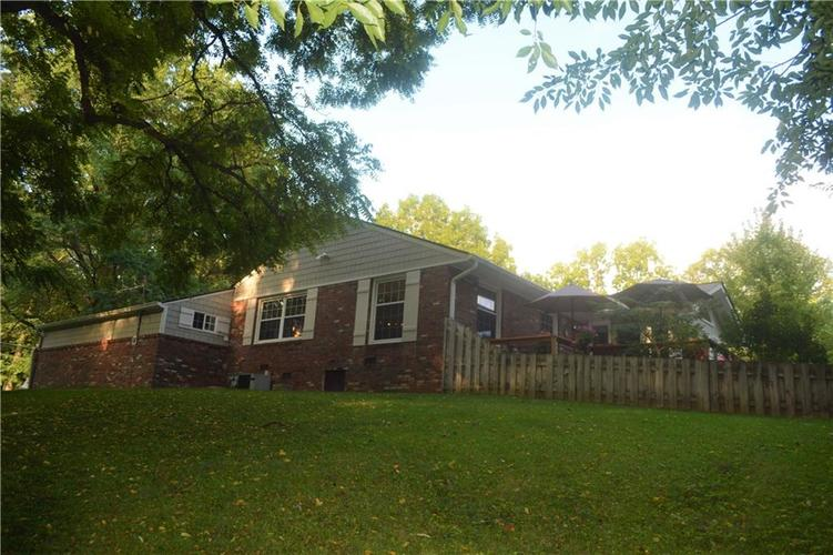 1201 VANBUSKIRK Road Anderson, IN 46016 | MLS 21664598 | photo 23