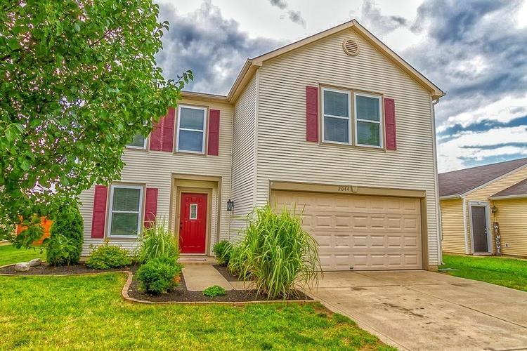 2044 Bridlewood Drive Franklin, IN 46131 | MLS 21664621 | photo 1