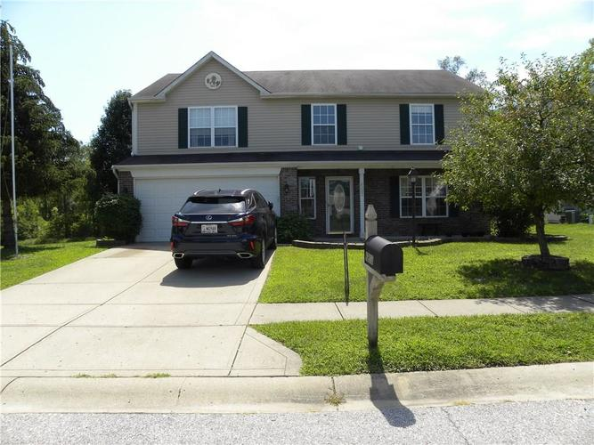 6203  COPELAND MILLS Drive Indianapolis, IN 46221   MLS 21664641