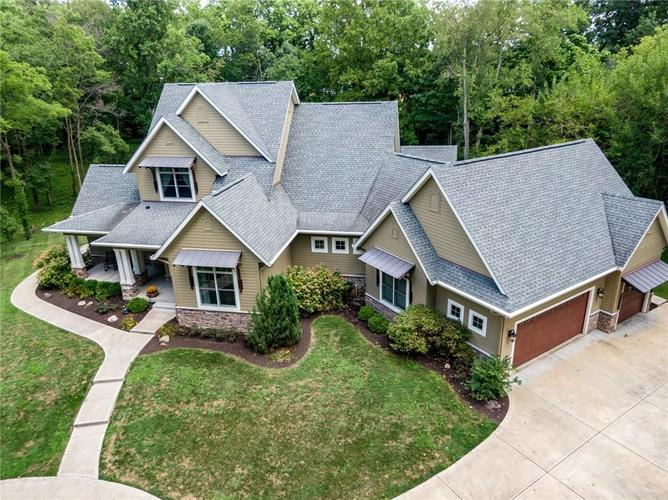 7955 Oak Hill Drive Indianapolis, IN 46250 | MLS 21664665 | photo 1