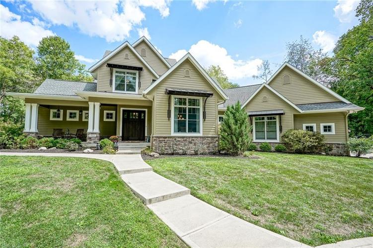 7955 Oak Hill Drive Indianapolis, IN 46250 | MLS 21664665 | photo 2