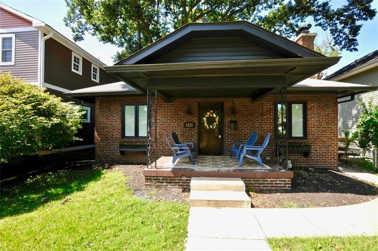 5230 N PARK Avenue Indianapolis, IN 46220 | MLS 21664669 | photo 1