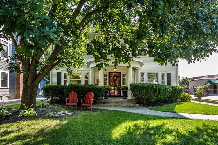 4225 N Central Avenue Indianapolis, IN 46205 | MLS 21664715 | photo 1