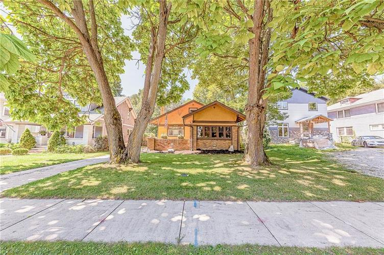 4234 N College Avenue Indianapolis, IN 46205 | MLS 21664736 | photo 1