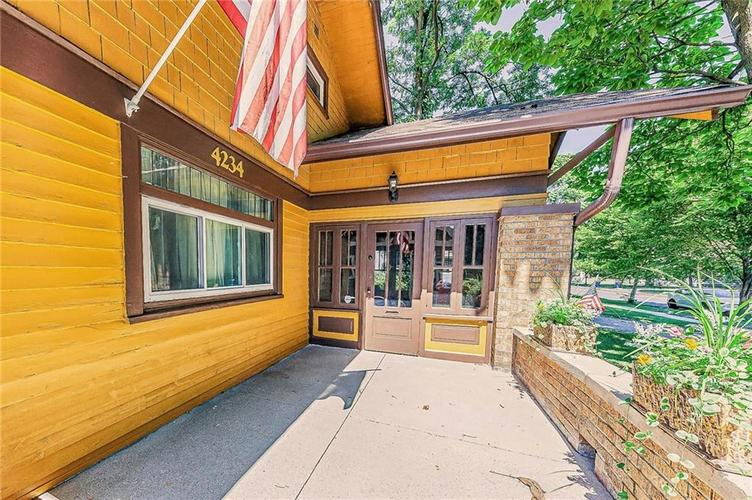 4234 N College Avenue Indianapolis, IN 46205 | MLS 21664736 | photo 4