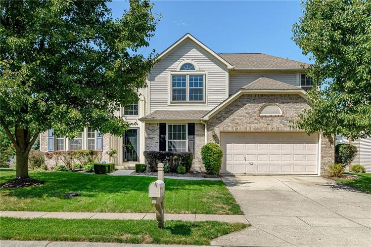 10914  Woodward Dr  Fishers, IN 46037 | MLS 21664763