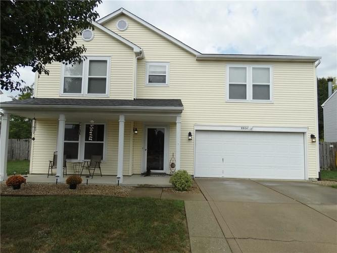 8804 Belle Union Drive Camby, IN 46113 | MLS 21664817 | photo 1