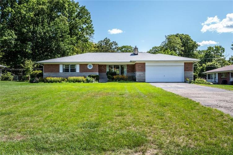 4909  Eastbourne Drive Indianapolis, IN 46226 | MLS 21664883
