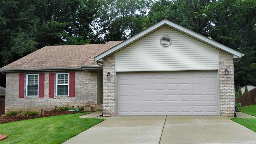 870 Lincoln Hts Drive Martinsville, IN 46151 | MLS 21664901 | photo 1