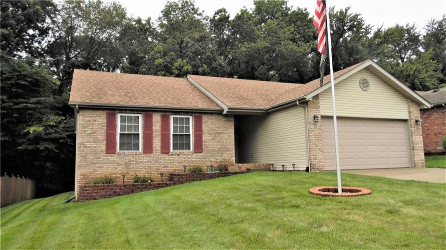 870 Lincoln Hts Drive Martinsville, IN 46151 | MLS 21664901 | photo 41