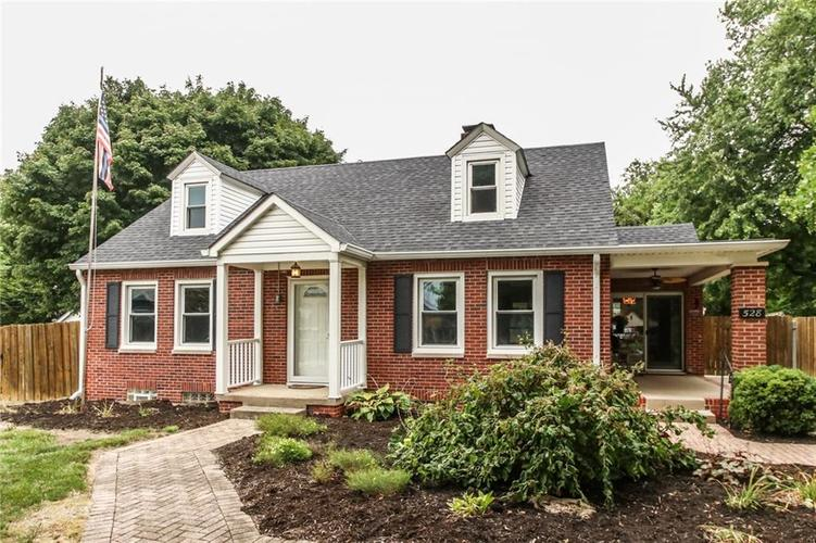 528  Lawrence Avenue Indianapolis, IN 46227 | MLS 21664926