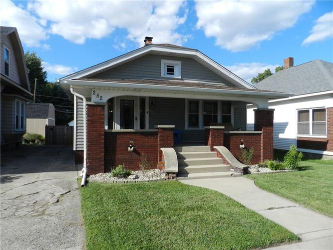 252 E SOUTHERN Avenue Indianapolis, IN 46225 | MLS 21664944