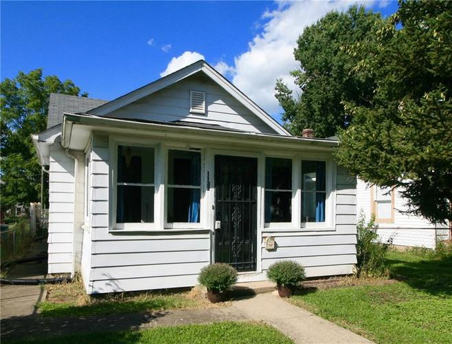 1132 E Gimber Street Indianapolis, IN 46203   MLS 21664962
