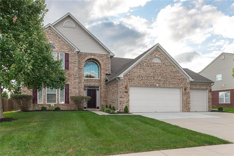 9256 N Bayland Drive McCordsville, IN 46055 | MLS 21664966