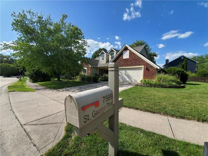 7560  St George Blvd  Fishers, IN 46038 | MLS 21664969