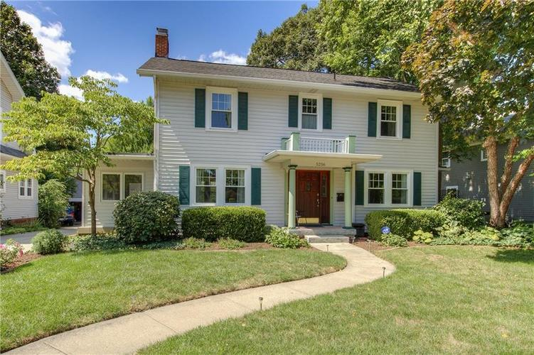 5256 CENTRAL Avenue Indianapolis, IN 46220 | MLS 21664981 | photo 1