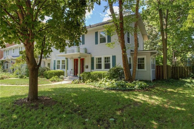 5256 CENTRAL Avenue Indianapolis, IN 46220 | MLS 21664981 | photo 41