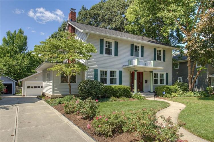 5256 CENTRAL Avenue Indianapolis, IN 46220 | MLS 21664981 | photo 42