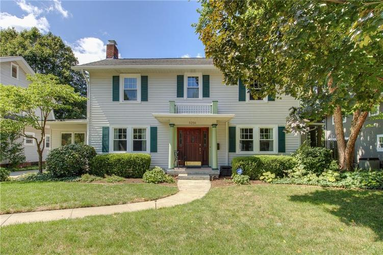 5256 CENTRAL Avenue Indianapolis, IN 46220 | MLS 21664981 | photo 43
