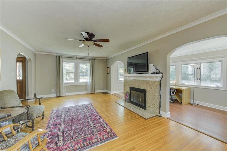 5256 CENTRAL Avenue Indianapolis, IN 46220 | MLS 21664981 | photo 6