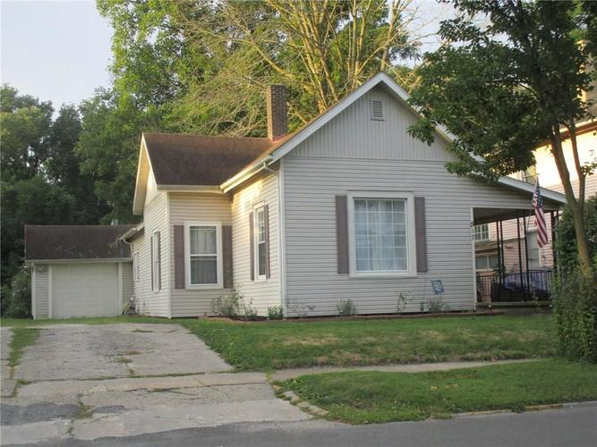 517 E Main Street Crawfordsville, IN 47933 | MLS 21665033
