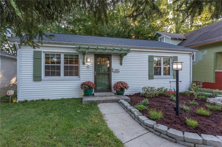 4247 Rookwood Avenue Indianapolis, IN 46208 | MLS 21665046 | photo 1