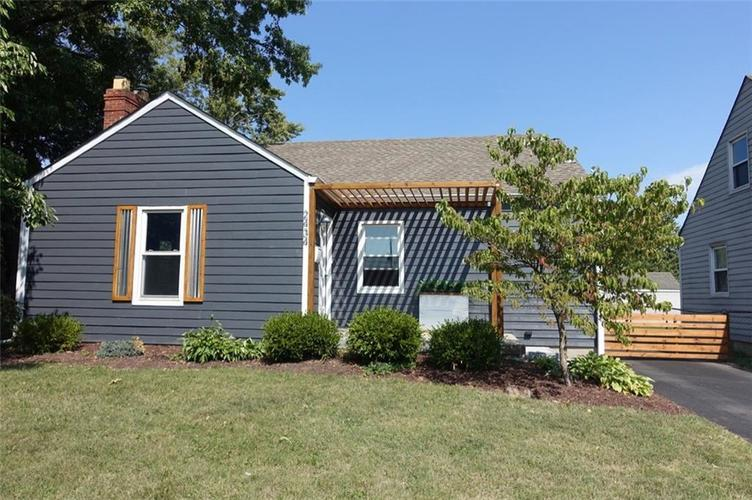 2434 NORTHVIEW Avenue Indianapolis, IN 46220 | MLS 21665072 | photo 1