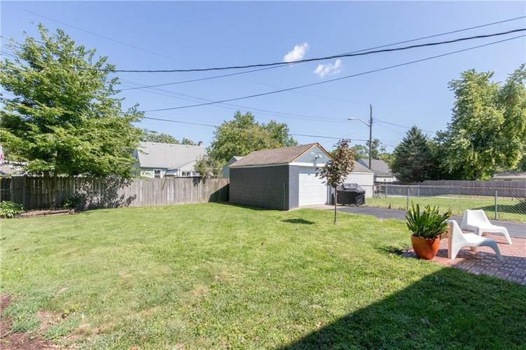 2434 NORTHVIEW Avenue Indianapolis, IN 46220 | MLS 21665072 | photo 41
