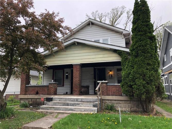 624 Euclid Avenue N Indianapolis IN 46201   MLS 21665091   photo 1