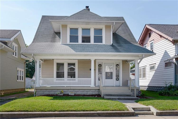 327 W 39th Street Indianapolis, IN 46208 | MLS 21665135 | photo 1