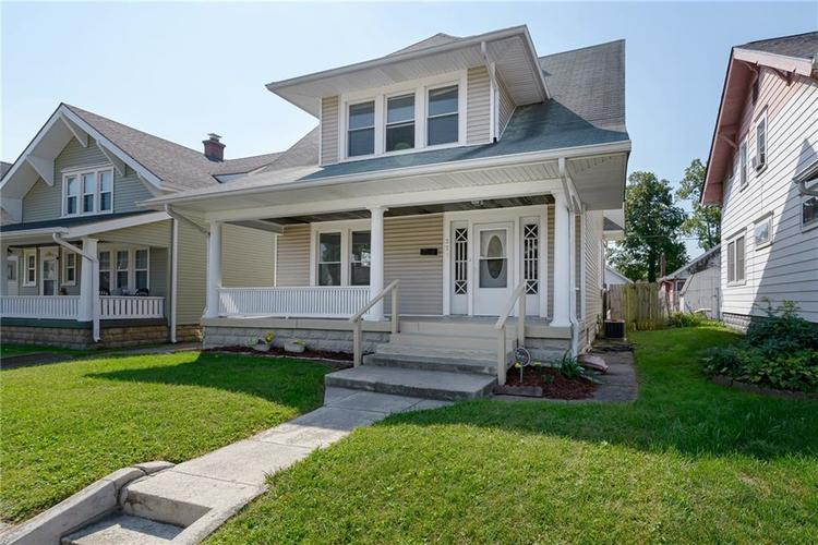 327 W 39th Street Indianapolis, IN 46208 | MLS 21665135 | photo 2