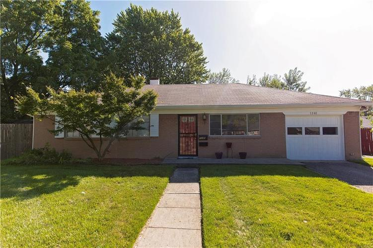 7240 E HARTMAN Place Indianapolis, IN 46226   MLS 21665152