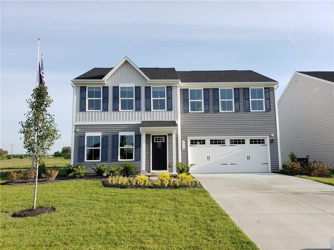 8504 Fownes Lane Pendleton, IN 46064 | MLS 21665173 | photo 1