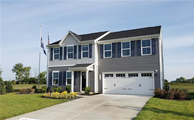 8504 Fownes Lane Pendleton, IN 46064 | MLS 21665173 | photo 2