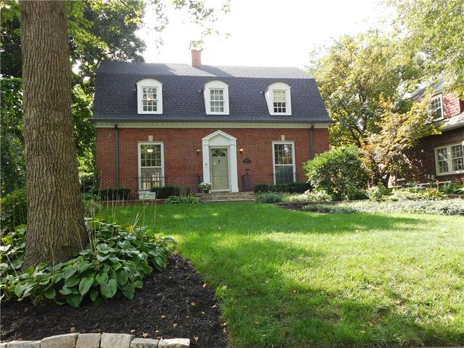 5860  Forest Lane Indianapolis, IN 46220 | MLS 21665177