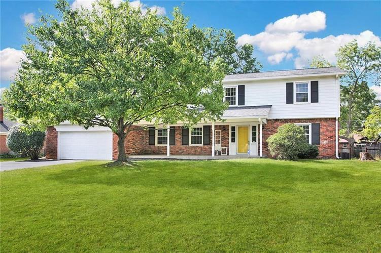 6736 Cricklewood Road Indianapolis IN 46220 | MLS 21665214 | photo 1