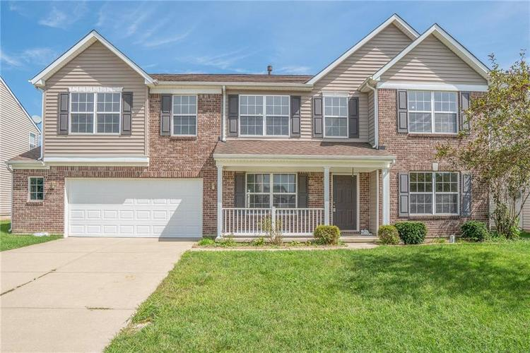 3671  Pickwick Circle Plainfield, IN 46168 | MLS 21665261