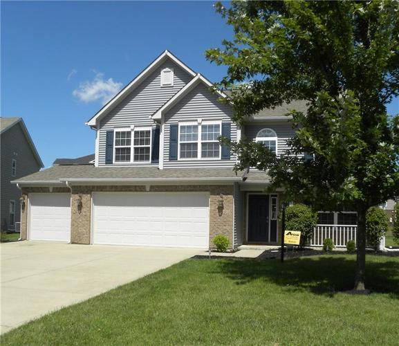8178  Eskerban Drive Avon, IN 46123 | MLS 21665276