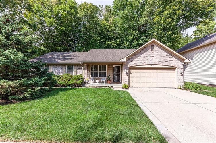 5930  Oakforge Lane Indianapolis, IN 46254   MLS 21665313