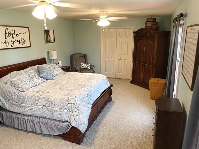 868 W MICHAELS Court Fountaintown, IN 46130   MLS 21665322   photo 20