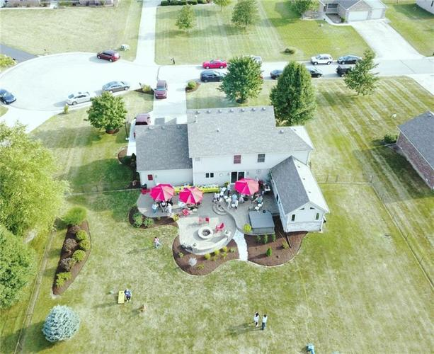 868 W MICHAELS Court Fountaintown, IN 46130   MLS 21665322   photo 27
