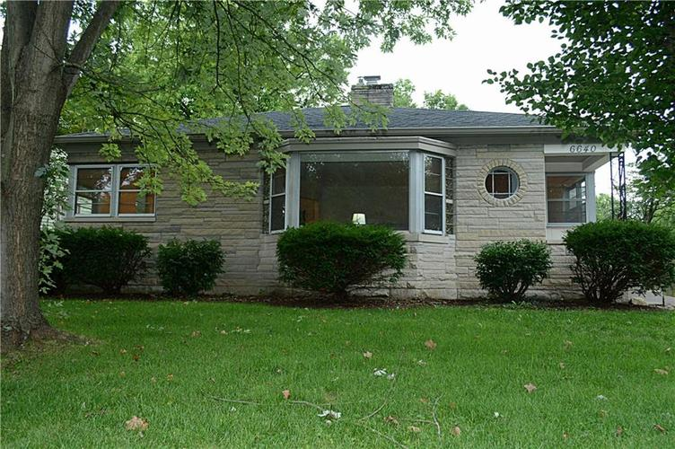 6640  Broadway Street Indianapolis, IN 46220 | MLS 21665365