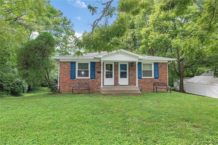 6940 Evanston Avenue Indianapolis, IN 46220 | MLS 21665385 | photo 1