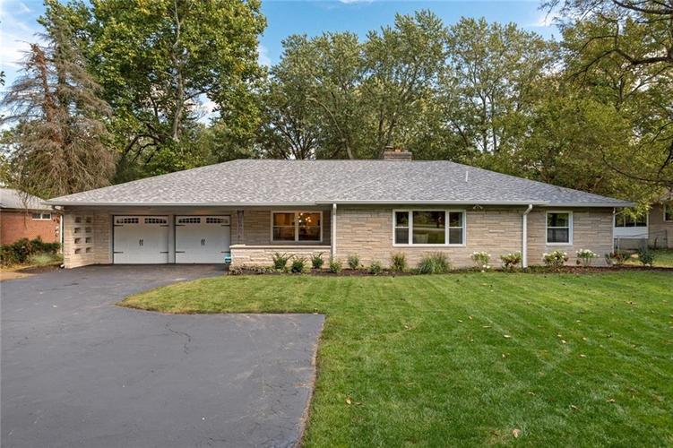 8715 N College Avenue Indianapolis IN 46240 | MLS 21665406 | photo 1