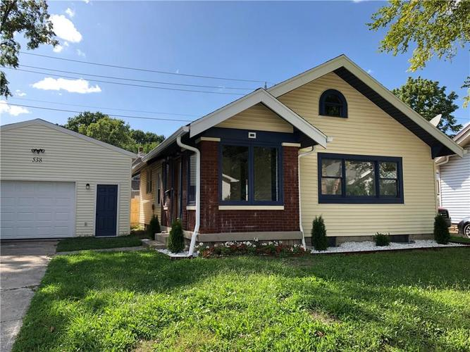 538  CARLYLE Place Indianapolis, IN 46201 | MLS 21665414