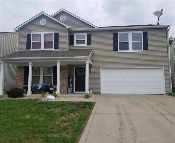 10916 Daylight Drive Camby, IN 46113 | MLS 21665421 | photo 1