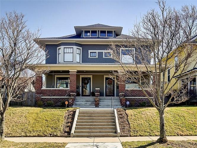 2113 N New Jersey Street Indianapolis, IN 46202 | MLS 21665447